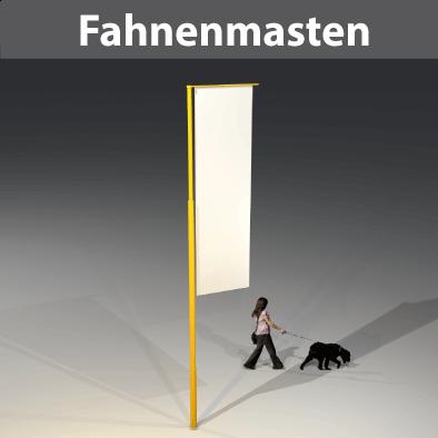 Fahnenmast