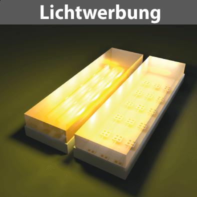Citmax- Licht-, Neon- u. Leuchtwerb.-LED-Band Aussteck- Wandtransp.
