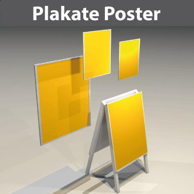 Citmax-Plakate-Poster-Kleinschilder-Aufkleber Wand- u. Strassenaufst.
