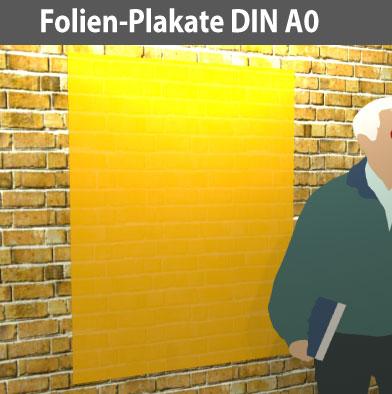 Folien-Plakat-DIN-A0