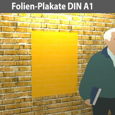 Folien-Plakat-DIN-A1