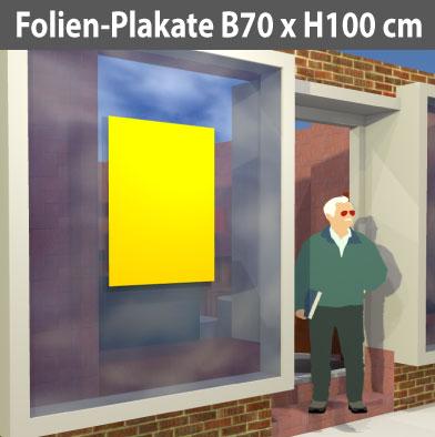 Folienplakate-70x100