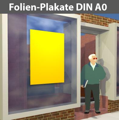 Folienplakate-DIN-A0