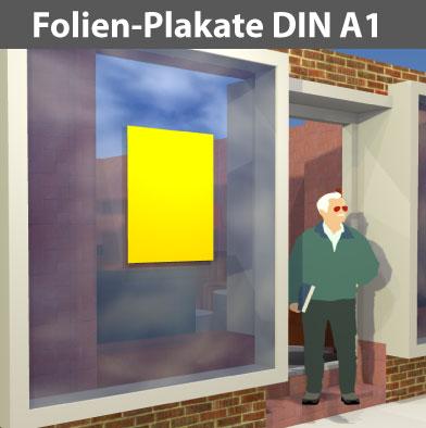 Folienplakate-DIN-A1