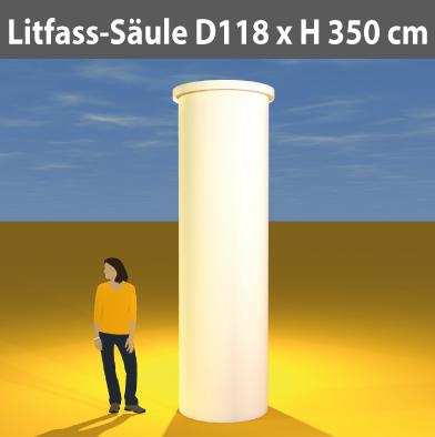 Litfasseule-118x350