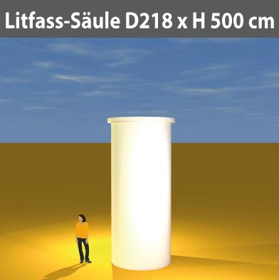 Litfasseule-218x500