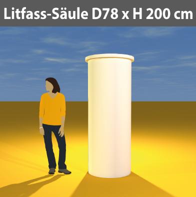 Litfasseule-78x200