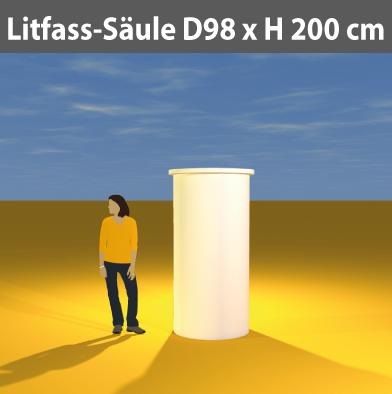 Litfasseule-98x200