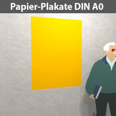Papier-Plakat-DIN-A0