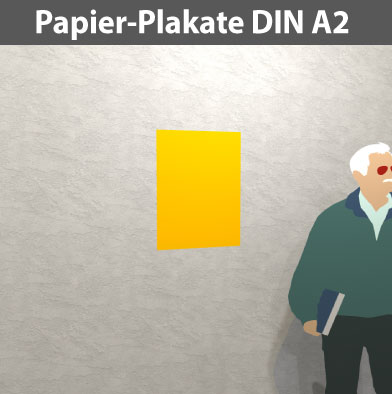 Papier-Plakat-DIN-A2