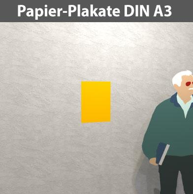Papier-Plakat-DIN-A3