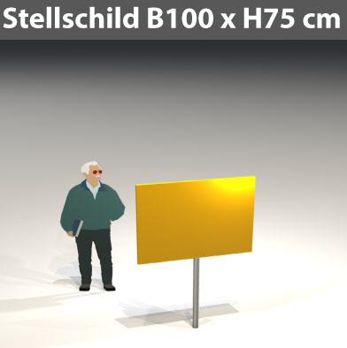 Stellschild-100x75
