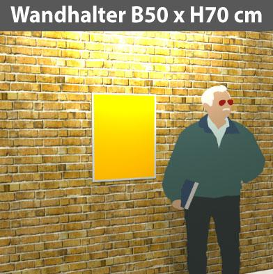Wandhalter-50x70