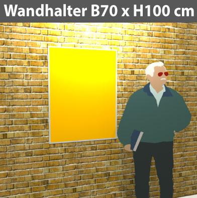 Wandhalter-70x100