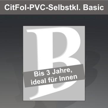 Buchstaben-CitFol-PVC-Standard