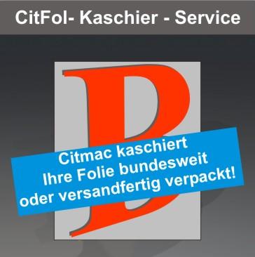 Buchstaben-CitFol-kaschieren